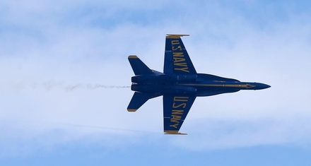 Quad City Air Show Featuring the U.S. Navy Blue Angels (June 29–30)