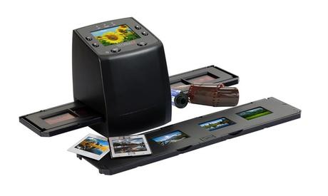 Scanner DigiScan Negativo/Diapositiva de Technaxx 5 MP