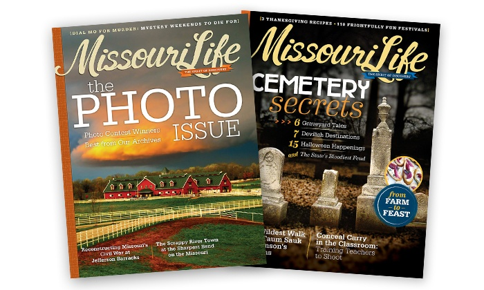 "Missouri Life: $12 for a One-Year Subscription to ""Missouri Life"" ($19.99 Value)"