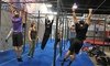 Up to 45% Off Trampolines and Obstacle Course at Ninja Lounge