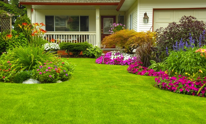 Mountain View Lawnscapes - Knoxville: $261 for $475 Worth of Landscaping — Mountain View Lawnscapes