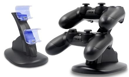 Soporte de carga para mandos PS4