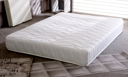 Deluxe Memory Coil Spring Mattresses