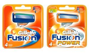 Lames Gillette Fusion