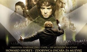 The Lord of The Rings: The Fellowship of The Ring in Concert: Od 119 zł: bilet na koncert Władca Pierścieni- Koncert Muzyki Filmowej – 5 miast