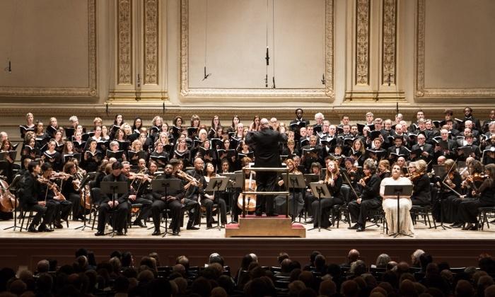 "American Symphony Orchestra - Carnegie Hall: American Symphony Orchestra: ""A Mass of Life"" on April 5 at 8 p.m."