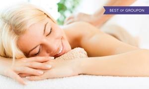 Dream KLEB: Percorso Spa di coppia con massaggio corpo e trattamento viso al centro benessere Dream KLEB (sconto fino a 79%)