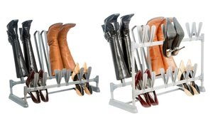 Boot and Shoe Rack
