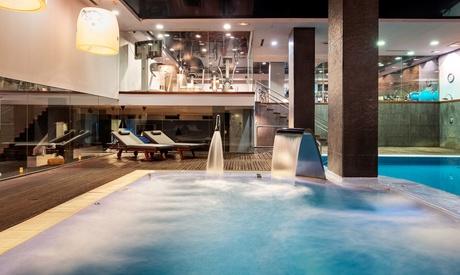 Circuito spa para dos personas con opción a masaje desde 34,95 € en Miguel Ángel Wellness Club