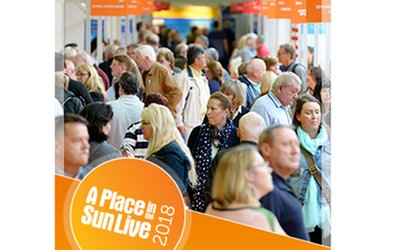 image for A Place in the Sun Live, 16 March - 13 May, Two Locations (Up to 33% Off)