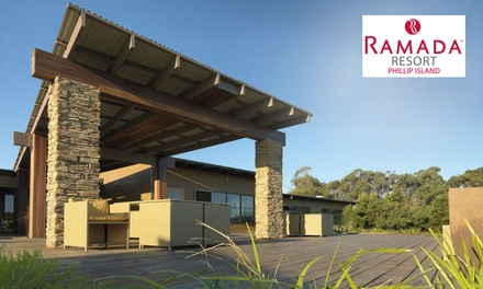 Phillip Island: 2 to 5 Nights for Four or Six with Bike Hire, DVD Hire at Ramada Resort Phillip Island
