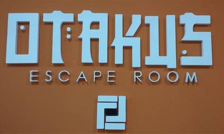 Escape room para hasta 6 personas en Otaku Escape Room (43% de descuento)