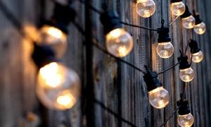 Guirlande solaire LED