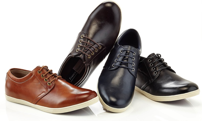 Franco Vanucci Men's Lace-Up Shoes