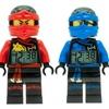 LEGO Ninjago Sky Pirates Mini-Figure Alarm Clock