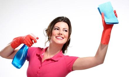 One or Two Sessions, Each Good for Two or Three Man-Hours of House Cleaning from Cleenees (Up to 57% Off)