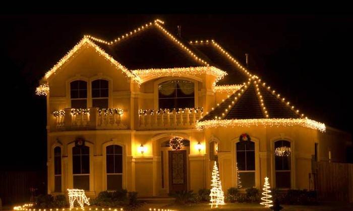 35 off christmas light installation