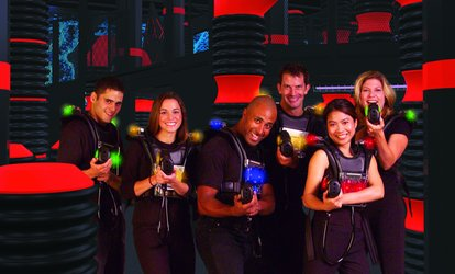 Up to 35% Off Laser-Tag Sessions at Lehigh Valley Laser Tag