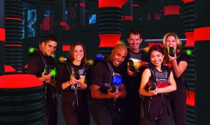 Lehigh Valley Laser Tag: Two or Four Laser Tag Sessions at Lehigh Valley Laser Tag (Up to 33% Off)