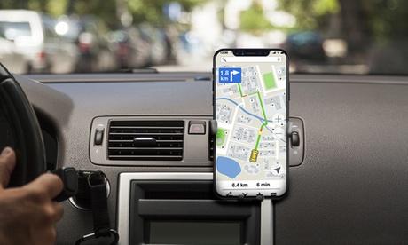 1, 2 o 3 soportes de móvil para las salidas de aire de coche