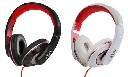 Akai Over-Ear Headphones
