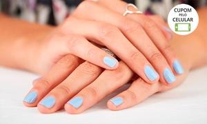 Felice Esmalteria & Depilação: 1 ou 2 meses de manicure e pedicure ou alongamento de unhas em acrigel na Felice Esmalteria & Depilação – Nazaré