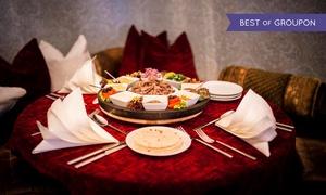 Amasra Restaurant: Osmanisches Lamm-Tantuni – Kuzu Tandir Kebab für 2 oder 4 Personen im Amasra Restaurant (bis zu 42% sparen*)