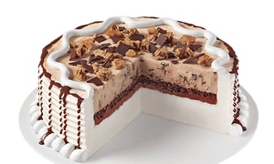 Dairy Queen - Richmond: CC$8 for CC$15 Towards Ice Cream Cake or Six Blizzard Cupcakes at Dairy Queen in Richmond