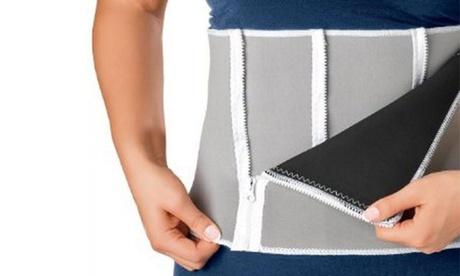 1, 2 o 3 fajas reductoras Slim Belt con efecto sauna