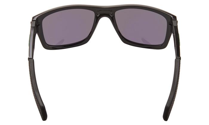 649b2ff7aeb Oakley Men s Jupiter Squared Sunglasses with Jade-Iridium Lens