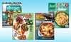Up to 50% Off Subscription to a Cooking Magazine