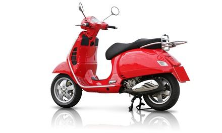 Cambio de aceite y filtro, pre-ITV, revisión de motocicleta o scooter hasta 250 cc desde 19,95 € en MG Motos Sevilla