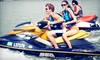 Parasail Hilton Head - Hilton Head Island: One-Hour Jet-Ski Ride for One or Two from Parasail Hilton Head (Up to 46% Off)