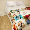 Up to 81% Off Custom Fleece Photo Blankets From Printerpix