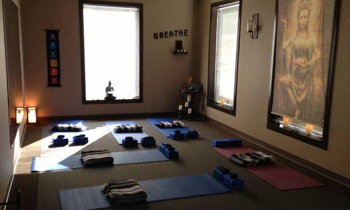 Conscious Conditioning - Langhorne: Three Yoga Classes at Conscious Conditioning (64% Off)