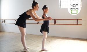 Escola de Dança Mônica Maia: Escola de Dança Mônica Maia – Lago Norte: 3, 6 ou 12 meses de aulas de dança