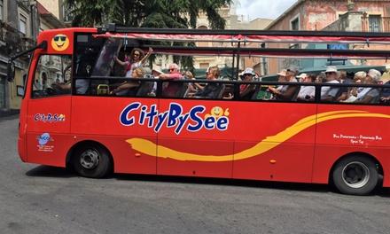 Tour in autobus di Taormina per una o 2 persone con CityBySee