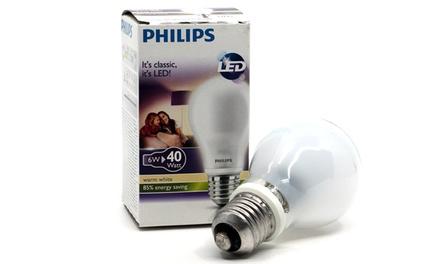 philips led lampe e27 groupon. Black Bedroom Furniture Sets. Home Design Ideas