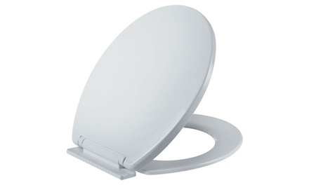 White Soft Close Toilet Seat for £8.99