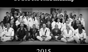 De Boa Jiu Jitsu Academy: $100 for $175 Worth of Martial-Arts Lessons — De Boa Jiu Jitsu Academy