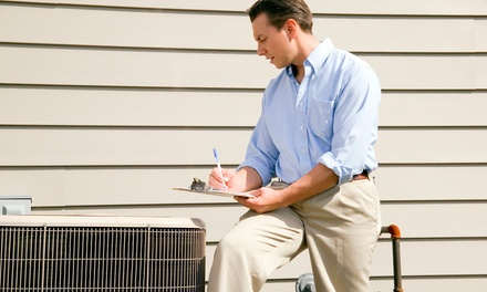 $49 for Heating or AC Tune-Up from One Hour Heating and Air Conditioning ($193 Value)