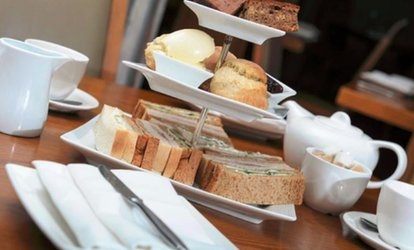 Prosecco Afternoon Tea for Two or Four at The Pinewood Hotel (43% Off)