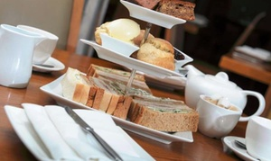 The Pinewood Hotel: Prosecco Afternoon Tea for Two or Four at The Pinewood Hotel (43% Off)