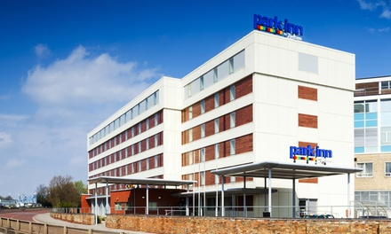 Peterborough: 1 or 2 Nights for Two with Breakfast, Wine on Arrival and Optional Dinner at Park Inn by Radisson