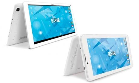 Tablets Android GT10K2 con pantalla de 10.1' o GT7003con pantalla de7' y conectividad 3G (envío gratuito)
