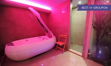 Parijs: 13 nachten met sauna en jacuzzi, naar keuze met ontbijt in hotel du Vieux Saule voor 2 personen