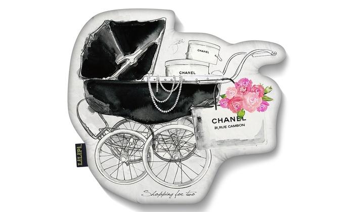 Fashion Art-Shaped Pillows By Jodi