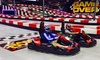 Electric Go-Kart Race Session