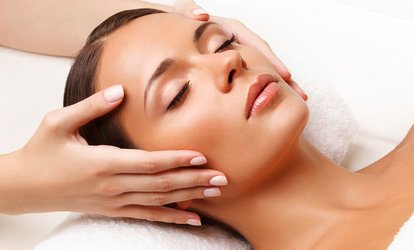 image for Up to Three Sessions of CACI Facial at De Luca Beauty (Up to 70% Off)
