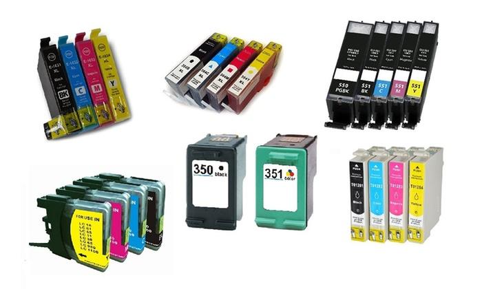 Cartucce compatibili Epson e Canon